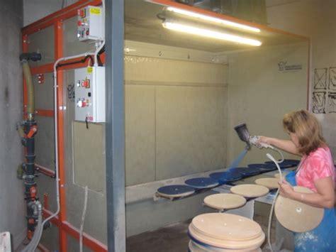 cabine verniciatura legno cabine per verniciatura ad acqua in materiale antiaderente