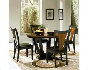 Circle Dining Table Set Coaster Boyer Dining Set W Dining Table Co 102091set