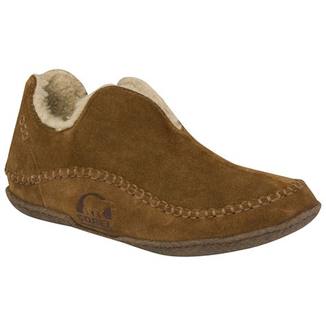 mens sorel slippers sorel mens manawan slipper