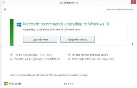 the windows 10 upgrade notification how to stay on windows 7 8 forever how to pc advisor