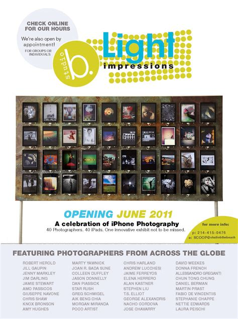Light Impressions by Studio B