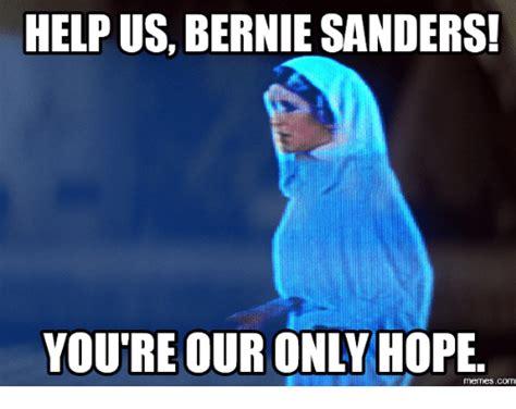 Hope Meme - 25 best memes about bernie sanders walking dead bernie