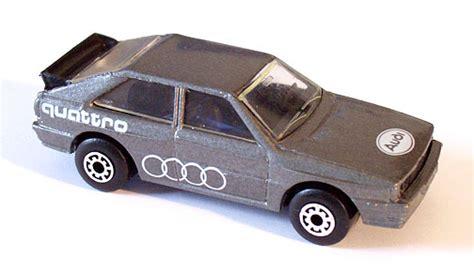 A6 1970 Mainan Diecast Wheels Matchbox Second audi
