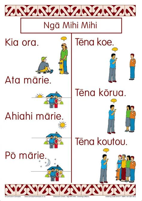 Basic By Mauri 3 19 best images about te reo maori activities on