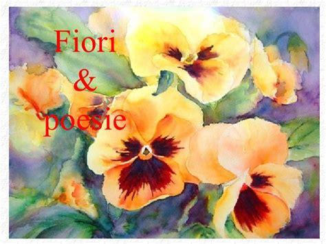 poesia fiori fiori e poesie