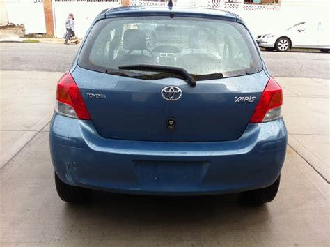 Used Toyota Yaris For Sale Used 2009 Toyota Yaris Hatchback 5 990 00