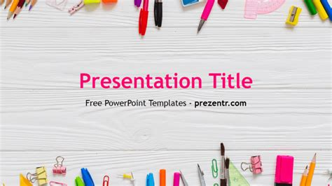 powerpoint templates free school related free school powerpoint template prezentr powerpoint
