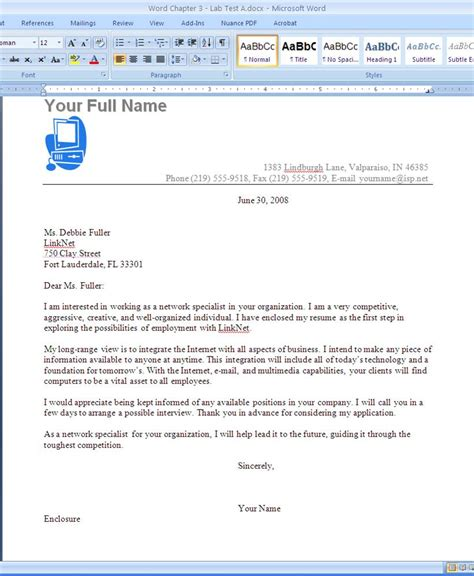 Cover Letter Exle Dietitian Sle Cover Letter Wic Nutritionist Sle Cover Letter