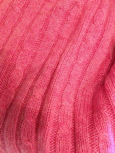 pink cable knit blanket pink cable knit throw by atlantic blankets