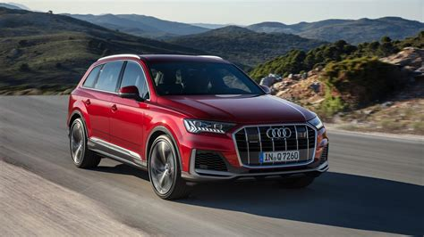 Audi Q7 2020 Facelift by Audi Q7 Facelift 2020 Autonytt