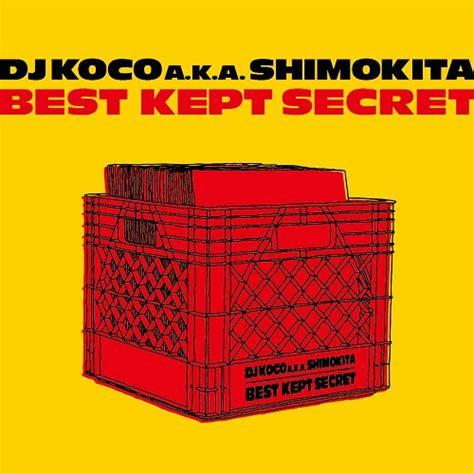 libro best kept secret the best kept secret mixed by dj koco aka shimokita ヴァリアス アーティスト
