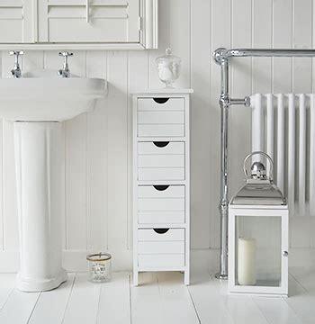 Bathroom Narrow Storage » Home Design 2017