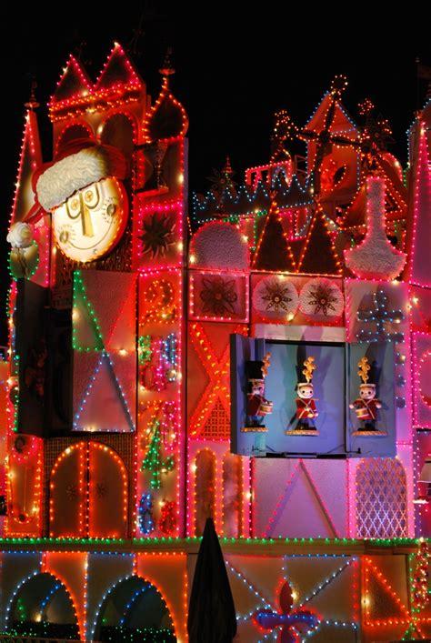 christmas in disney world
