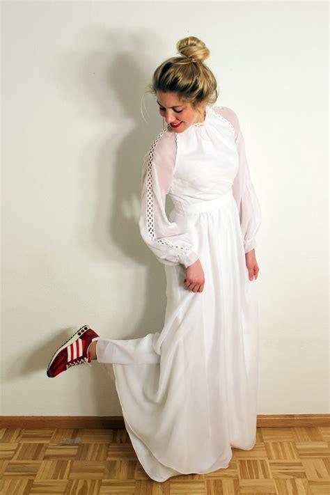 Brautkleid Langarm Vintage vintage brautkleid langarm quot quot oma klara