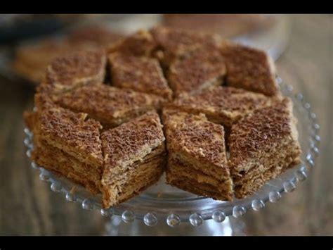 how to bake armenian chocolate caramel cake mikado