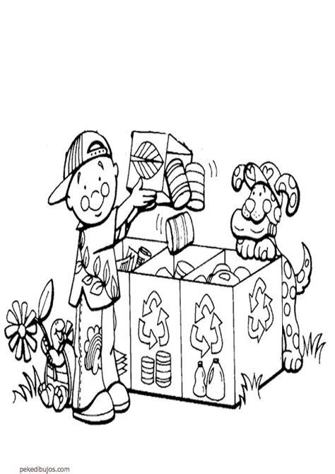 dibujos de reciclaje para colorear az dibujos para colorear dibujos del d 237 a del reciclaje para colorear