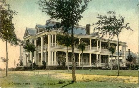 Waco Post Office by Postcards From Mclennan County
