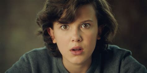 millie bobby brown has all the back to feels in 32