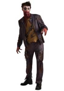 Scary Halloween Costumes For Men Zombie Shawn Mens Costume Zombie Costumes Scary Costume Ideas