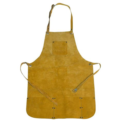 pattern for leather apron split leather welding apron welding apron apron and