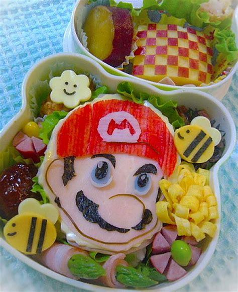 Some Sushi Mario Style With The Mario Bento Boxes some sushi mario style with the mario bento boxes