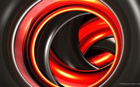 wallpaper black red 3d black and red 3d abstract wallpapers 1440x900
