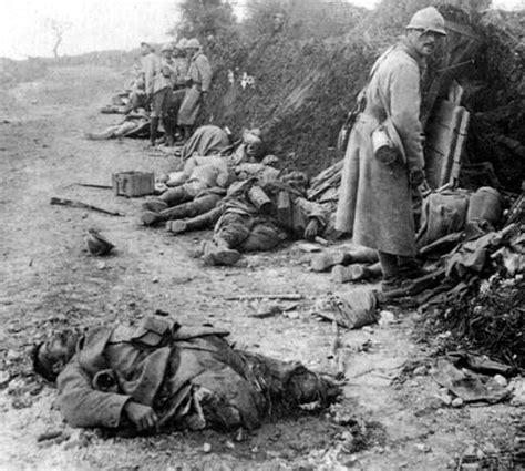 la guerra de trincheras (1915) | la primera guerra mundial