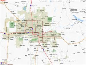 map of scottsdale az my