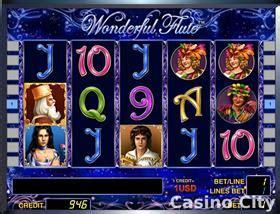 wonderful flute  casino slot game