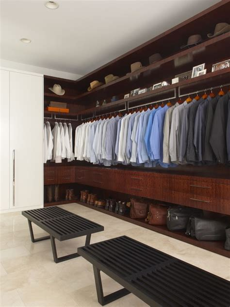 master closet ideas master closet contemporary closet detroit by eurocraft interiors custom cabinetry