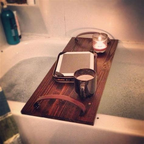 bathtub tray for reading 15 bathtub tray design ideas for the bath enthusiasts among us