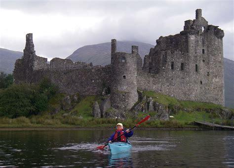 kilchurn castle kilchurn castle   ruined