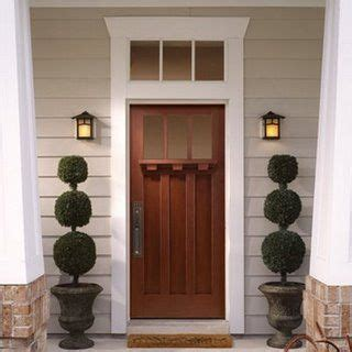 Front Door Topiary For The Home Pinterest Front Door Topiary