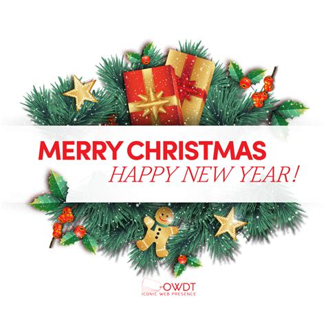 owdt merry christmas   happy  year