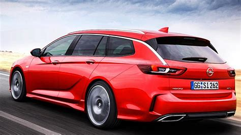vauxhall insignia wagon vauxhall insignia gsi awd revealed price release specs