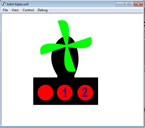 tutorial flash membuat kipas angin lilis suryani cara membuat kipas angin sederhana
