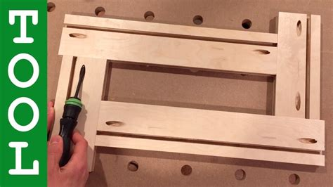 How To Make An Adjustable Routing Template Festool Multi Routing Template