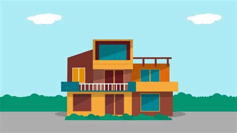 house animated house animation picture house and home design