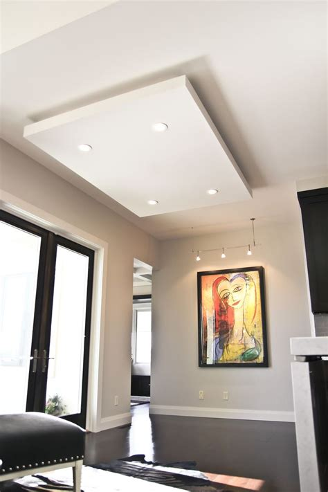 floating ceiling 17 best images about coffered ceilings on