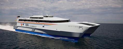 catamaran ferry malta virtu ferries high speed wave piercing catamaran ship