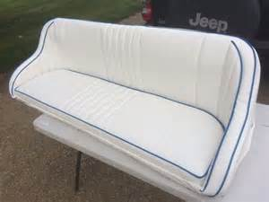 Made To Order Bench Cushions Sell 60 Inch Fiberglass Bench Seat For Boat Motorcycle In