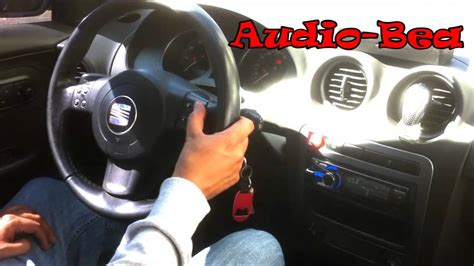 seat ibiza al volante seat ibiza 2006 controles de volante audio bea