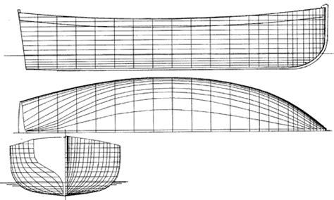 boat plans offsets free downloadable images vintage clinker boat plans