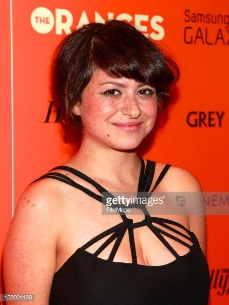 alia shawkat tattoo alia shawkat attends the cinema society with the