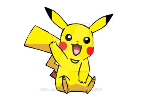 imagen sin jpg pikachu sin fondo by smiledrawer1011 on deviantart