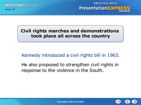 section 8 across the country united states history ch 19 section 2 notes