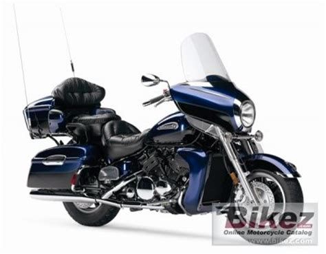 2007 Yamaha Royal Star Venture specifications and pictures