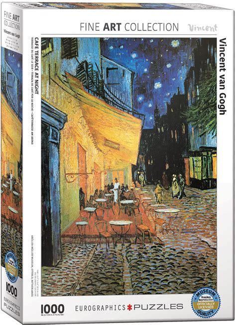 cafe terrace  night jigsaw puzzle  van gogh