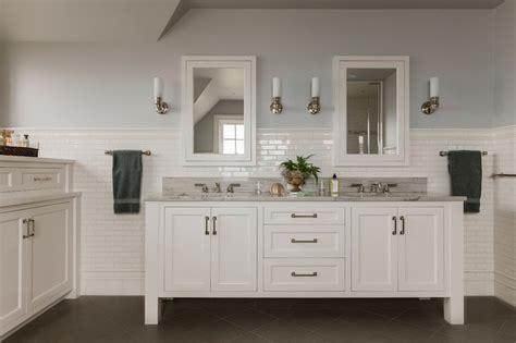revere pewter in bathroom luca de luna quartzite transitional bathroom benjamin moore revere pewter