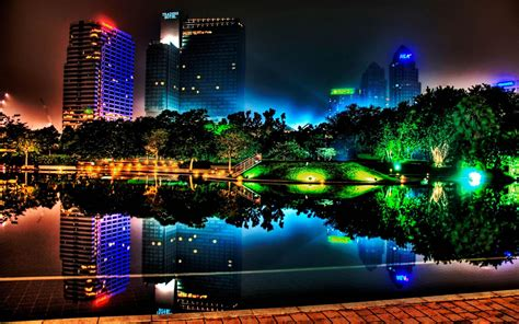 city lights best hd wallpaper